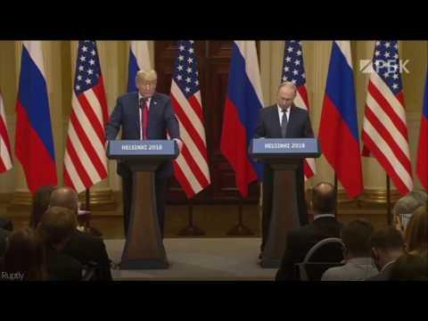 Дональд Трамп о разногласиях с Россией