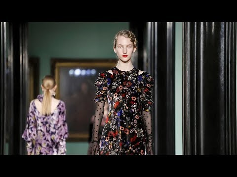 Erdem | Fall Winter 2018/2019 Full Fashion Show | Exclusive