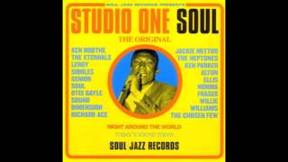 "Studio One Soul - Alton Ellis ""I Don't Want To Be Right"""