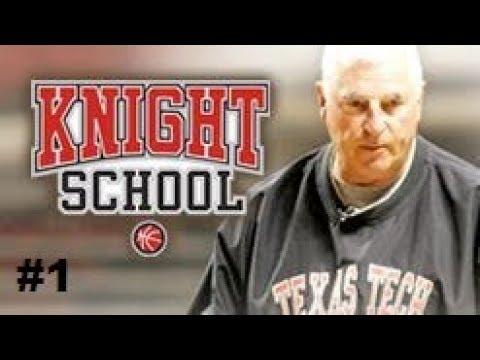 """Knight School"" with Coach Bob Knight - Episode 1"
