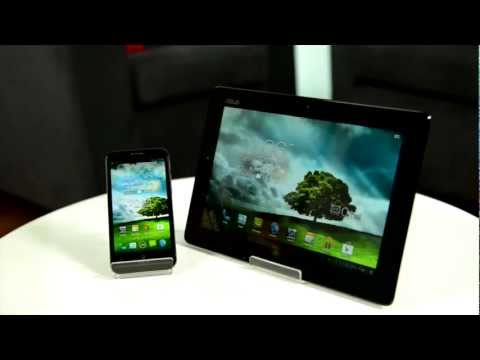 Meet PadFone 2 - the latest evolution in ASUS' unique mobile phone/tablet hybrid concept