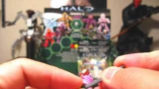 Baixar Mega Bloks Halo Hero Packs Series 2 Opening Party & Reviews (Pink Hayabusa, Purple Spartan & More)