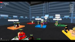 Roblox Who's still standing funny video