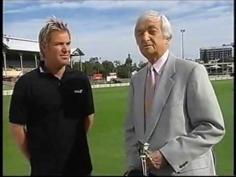 Shane Warne - BBC's Overseas Sports Personality of the Year 2005