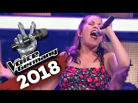 Frank Wildhorn - The Mad Hatter (Shireen Nikolic) | The Voice of Germany | Blind Audition