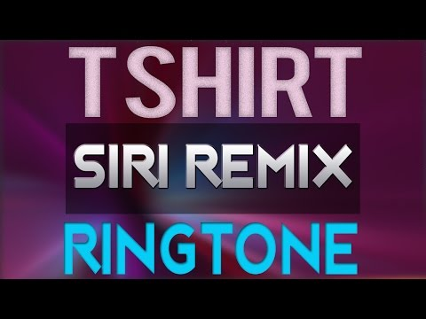 Latest iPhone 7 Ringtone - T Shirt (Siri Marimba Remix) by Migos