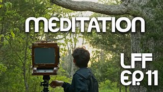 Large Format Friday: Meditation