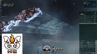 EvE Online Orca Travel Fit - Hogs Collective Tutorial