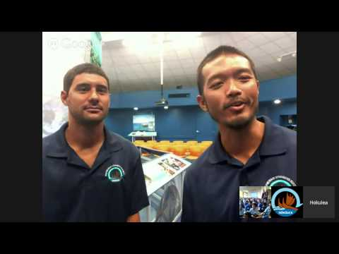 Hangouts | Brad Wong, Ryan Hanohano, Kamehameha Schools Kapālama