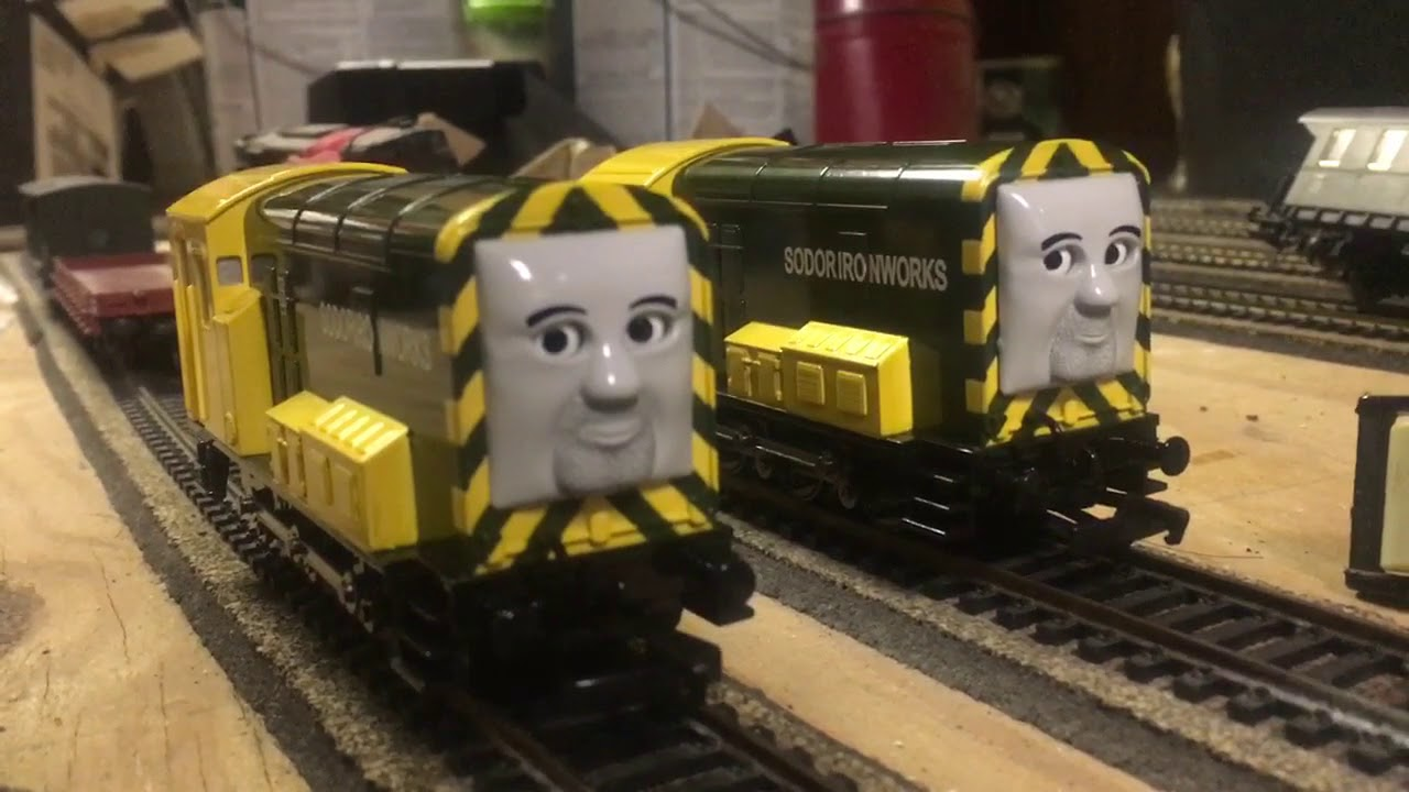 Bachmann Arry And Bert Unboxing And Review