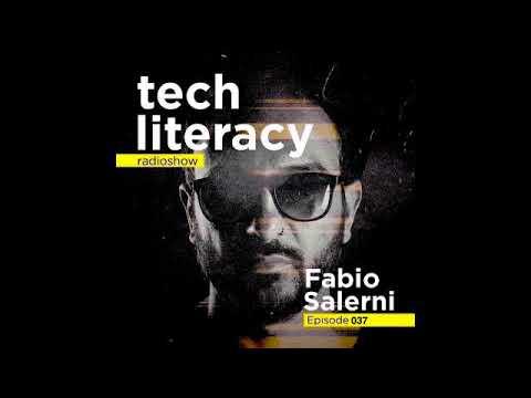 fabio salerni - Tech Literacy Radio Show 037