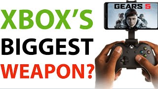 Xbox's BIGGEST Weapon? | Can XCloud Win Xbox The Next Generation? | New Games Added | Xbox News