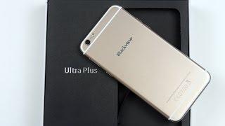 Blackview Ultra Plus: китайский клон iPhone 6 Plus