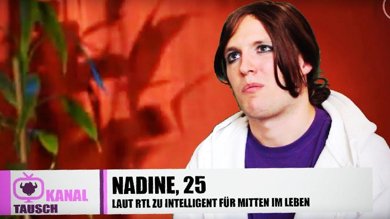 Nadine Frauentausch Heute