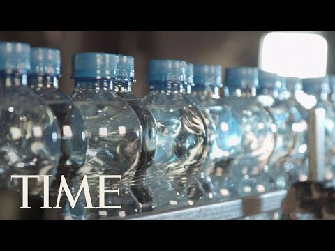 Microplastic Contamination Is Found In Most Bottled Water, A New Study Says | TIME
