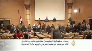 اتهام 17 إخوانيا بسد قنوات الصرف في الإسكندرية
