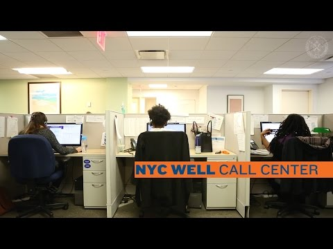 NYC Well Call Center