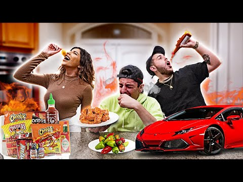 eat-the-spicy-food,-win-the-lamborghini---spicy-food-challenge