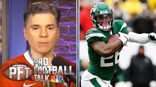 Where Le'Veon Bell could go after official release by New York Jets | Pro Football Talk | NBC Sports