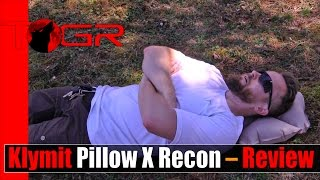 Klymit Pillow X Recon – Review