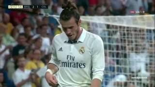 2016 2017 Real Madrid 2-1 Celta Vigo 2.Hafta