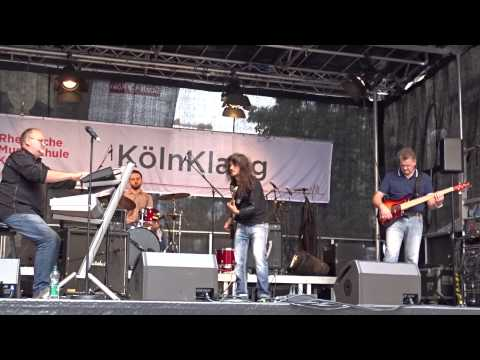 Freetime Reloaded feat. Victor Smolski Live @Cologne KölnKlang Open Air 2015 - The Crying Machine