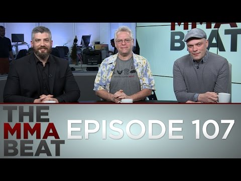 The MMA Beat: Episode 107