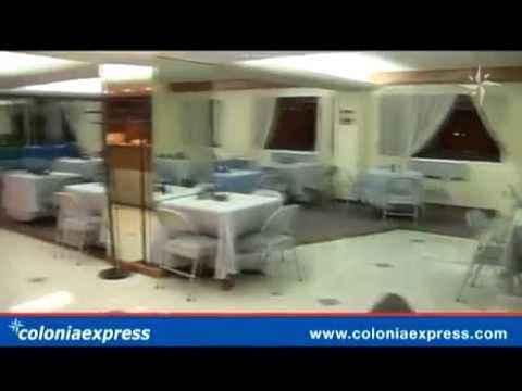 Colonia Express - Hotel Balmoral Plaza en Montevideo