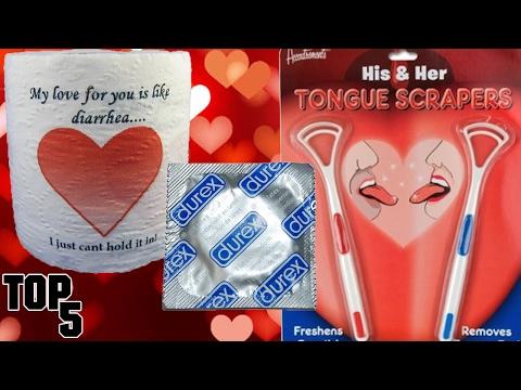 Top 5 Worst Valentine's Day Gifts