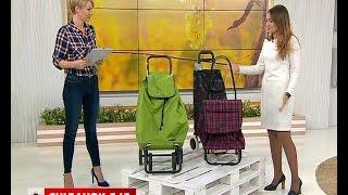 Обираємо стильну і зручну сумку на колесах – поради експерта(, 2016-10-07T07:54:14.000Z)