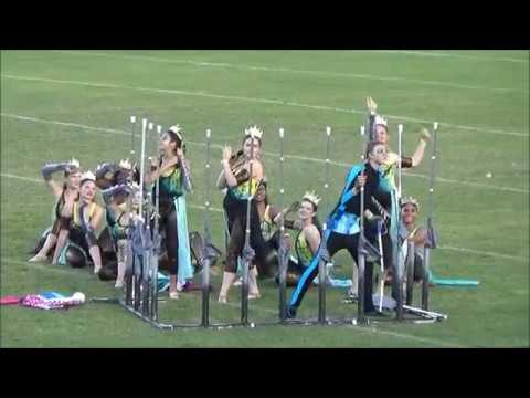 Largo Band of Gold, Braden River HS Marching Band Invitational (Oct. 14, 2017)