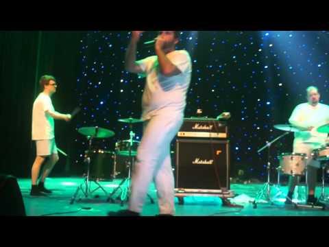 Organ Freeman - The Elephant Man (Live at the Bingo Theatre in Chongqing, China)