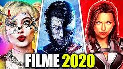 Alle MARVEL und DC Filme in 2020!