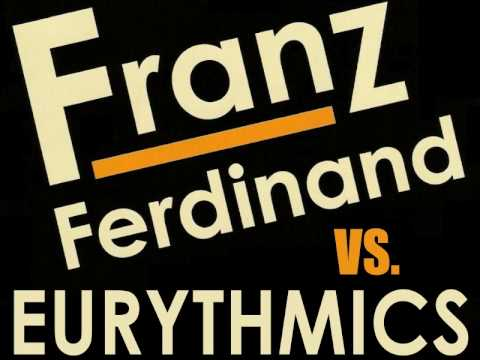 Divide & Kreate - Sweet Jacqueline (Franz Ferdinand vs. Eurythmics)
