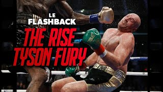 THE RISE OF TYSON FURY - FLASHBACK #2 - THE STORY OF THE GIPSY KING'S RESURRECTION!