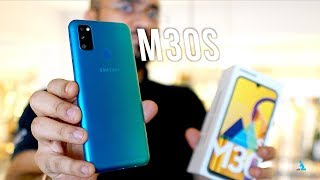 Samsung Galaxy M30S REVIEW and UNBOXING [CAMERA, GAMING, BENCHMARKS]