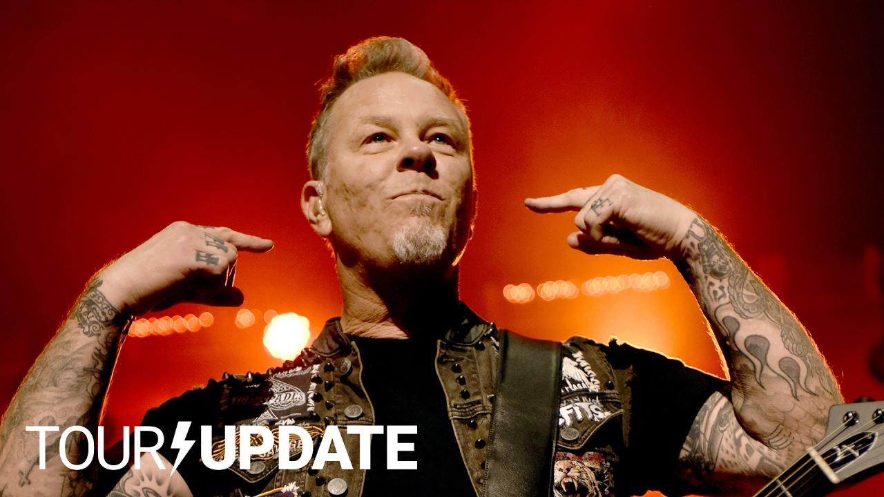 Gojira Metallica Tour Setlist | Myvacationplan org