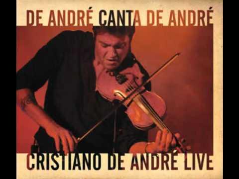 Cristiano De Andrè - se ti tagliassero a pezzetti