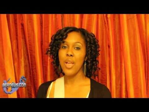 Cratonia Smith Miss Bermuda Contestant March 30th 2011