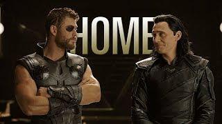 Thor & Loki | Home (INFINITY WAR SPOILERS)
