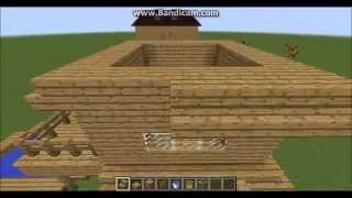 Minecraft Miten Tehdä Hieno Talo //Osa 2