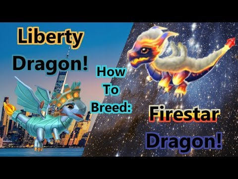 Dragon Mania Legends Pc How To Breed The Liberty And Firestar