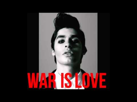 Bobby Andonov - WAR IS LOVE