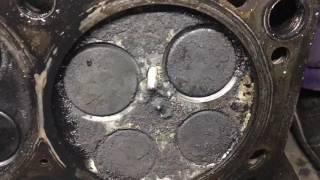Капитальный ремонт двигателя Ford Transit часть 2