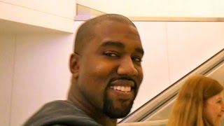 exclusive   kanye west cant stop smiling about first anniversary with kim kardashian