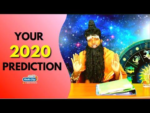 Your Horoscope Prediciton For 2020 | Gelli Jyothisham | Radio City Coimbatore