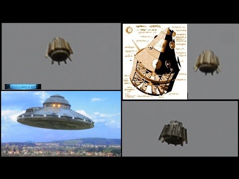 It's BACK!! Military Test 5000 Year Old Vimana? HD VIDEO! Brazil Fighter Jets Chase UFO! 12/19/2016