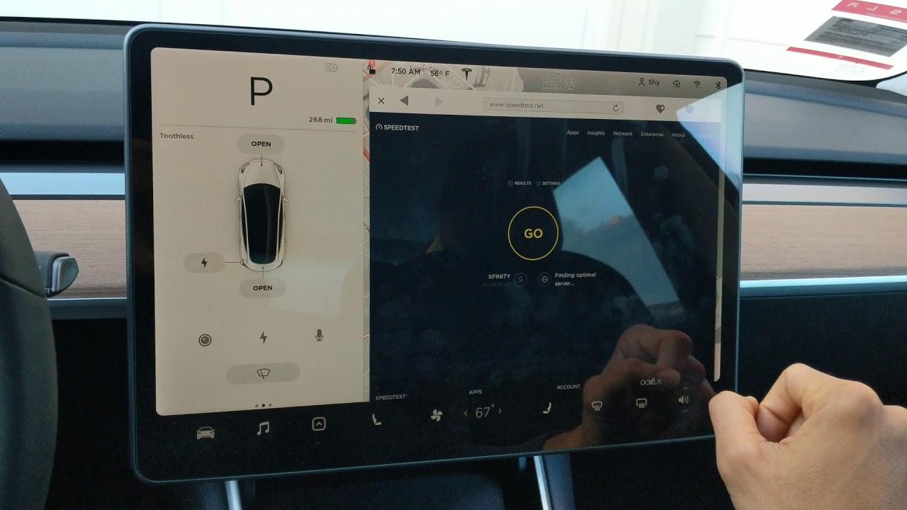 Tesla Model 3 v9 software update, Energy Usage, Browser ...