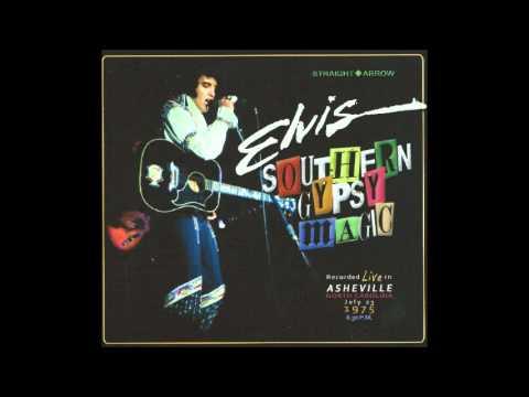 Elvis Presley - Southern Gypsy Magic 1975 Full Album