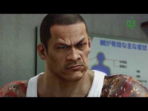 Let's Stream Yakuza 0 Blind!  Stream 05:  Sensual Massage is totally part of assassinating